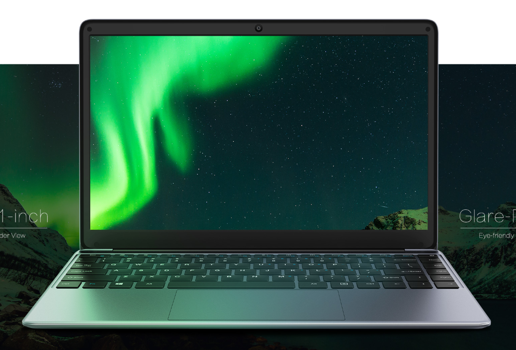 14.1インチラップトップ Chuwi HeroBook のスペックレビュー