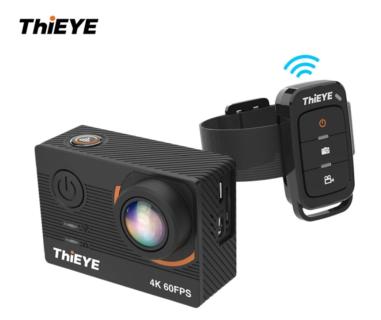【セール価格$89.99】ThiEYE T5 Pro 4K/60FPSが撮影可能なアクションカメラ