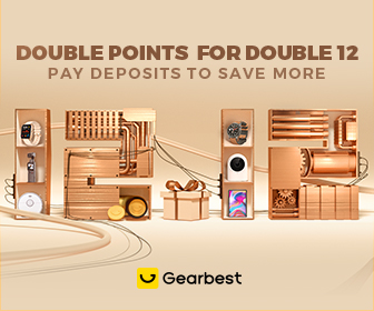 GearBest割引クーポンとセール情報広告