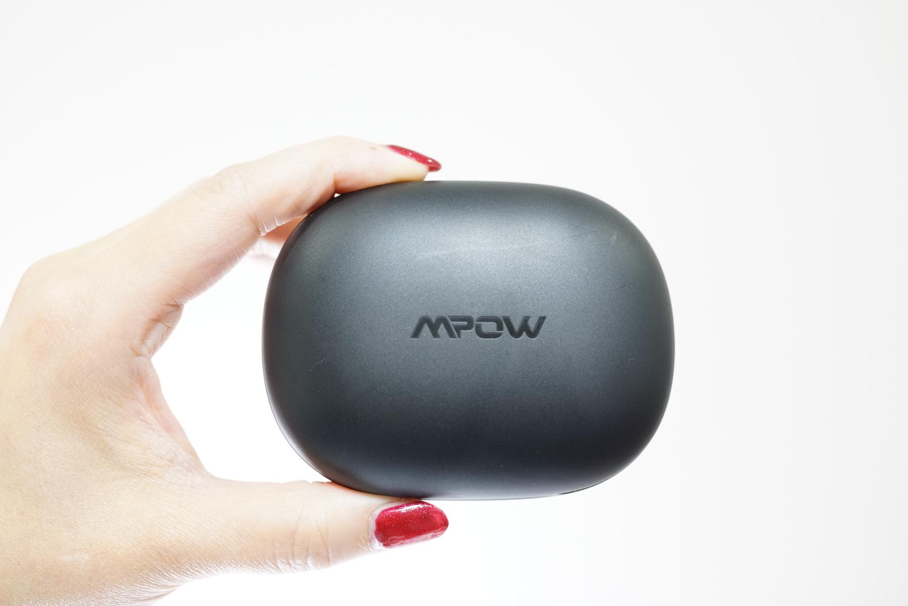 Mpow M20 ワイヤレスイヤホンレビュー 外観参考写真