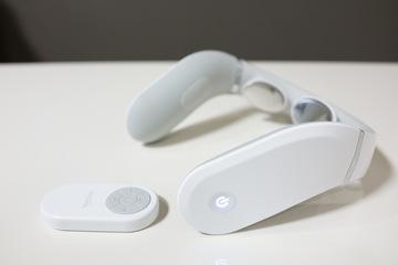 Xiaomi JEEBACK G2 Neck Massager レビュー 低周波+温め機能で首の凝りをほぐす