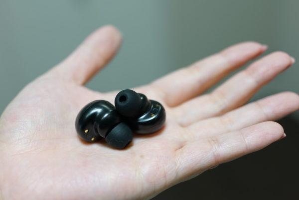 Tranya Rimor True Wireless Earbuds レビュー参考写真