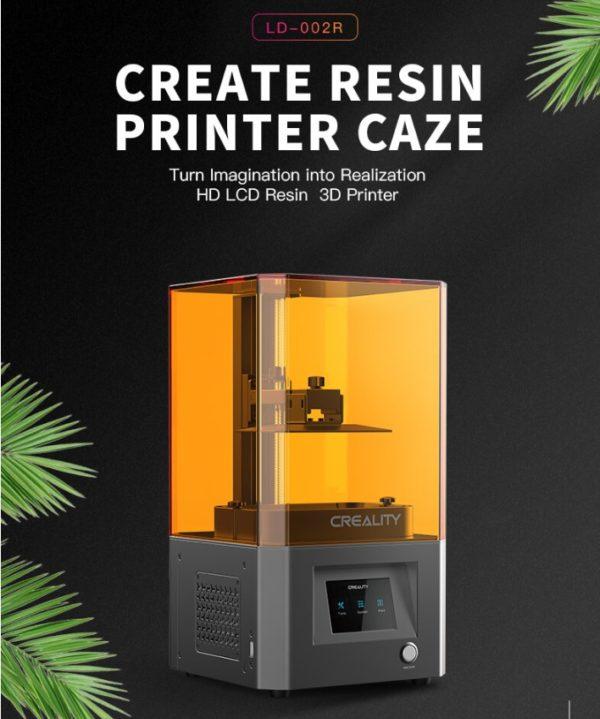 Creality LD-002R HD LCD樹脂 3Dプリンター