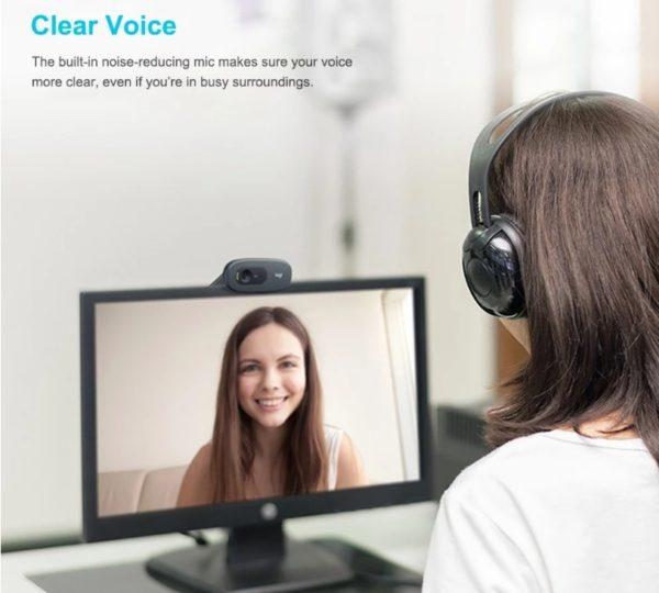 リモートワークにおすすめ720p / 30fps対応のウェブカメラ『Logitech C270』が41.99ドル(4,615円)でセール中