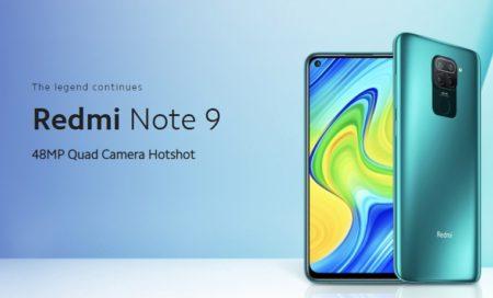 Xiaomi redmi note 9 グローバルモデルのスペックと割引クーポンまとめ