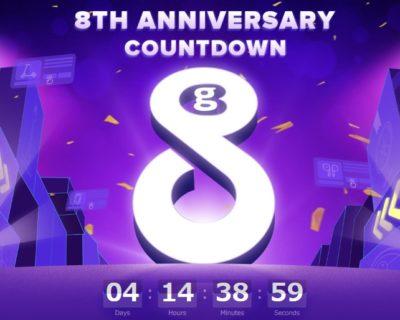 Geekbuyingで8周年セール開催中~最大$188オフクーポンや、One Mix 3S+ Core i3-10110Y が$749.99など早い者勝ち!