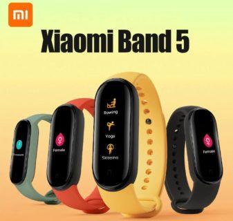 【クーポンで$29.99】Xiaomi Mi Smart Band 5 スペックレビューと割引クーポンまとめ