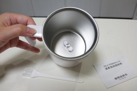 【クーポンで $23.49】お湯の熱を動力にプロペラが回るマグカップレビュー