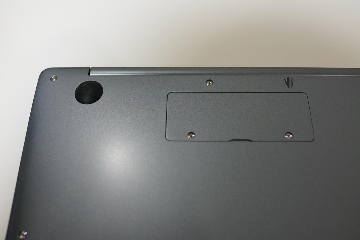 Jumper EZbook S5 レビュー M.2ポート搭載でストレージの拡張が可能
