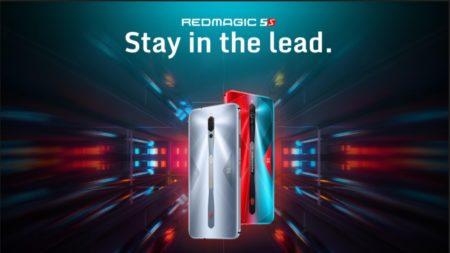 RedMagic 5S スペックレビュー フルバンド+5G対応ゲーミングスマホ