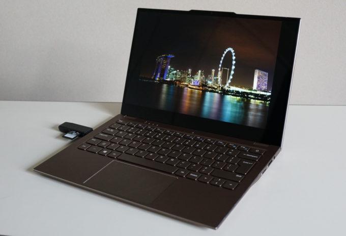 13.3インチノートPC Jumper EZbook X3 Air Notebook レビュー