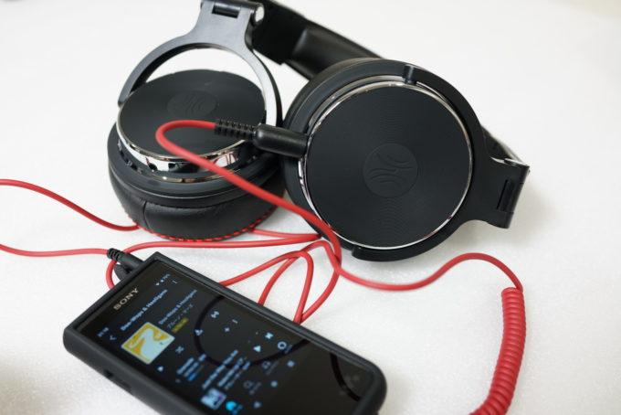 OneOdio Pro50 DJ用 ハイレゾヘッドホンレビュー 外観参考画像