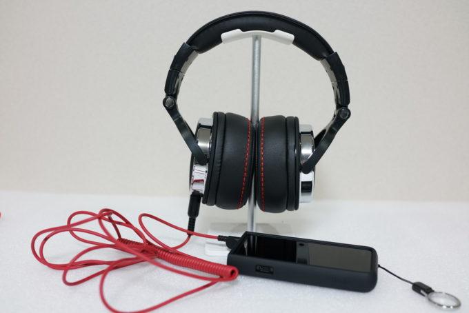 OneOdio Pro-50 DJ用 ハイレゾヘッドホンレビュー 外観参考写真