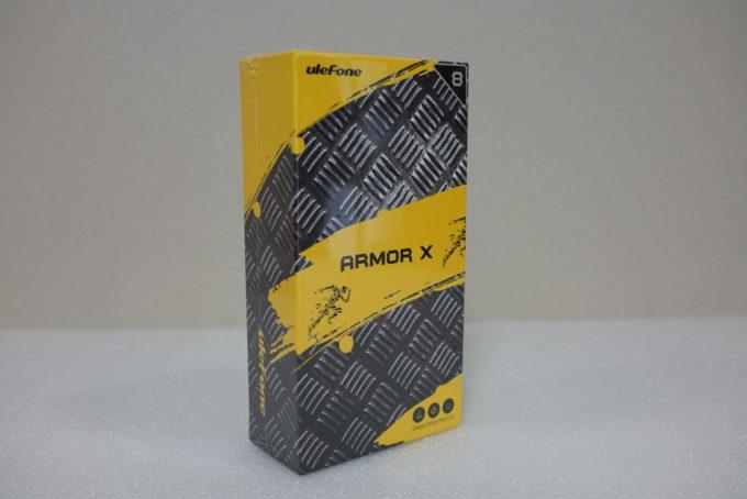 Ulefone Armor X8 レビュー