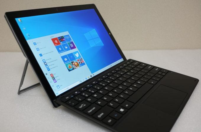 【クーポンで$389.99】CHUWI UBook X レビュー 12インチ2Kディスプレイ筆圧4096段階に対応のタブレットPC