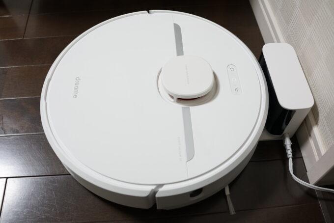 Dreame D9 ロボット掃除機レビュー 3,000Paの強力な吸引力&アレクサにも対応