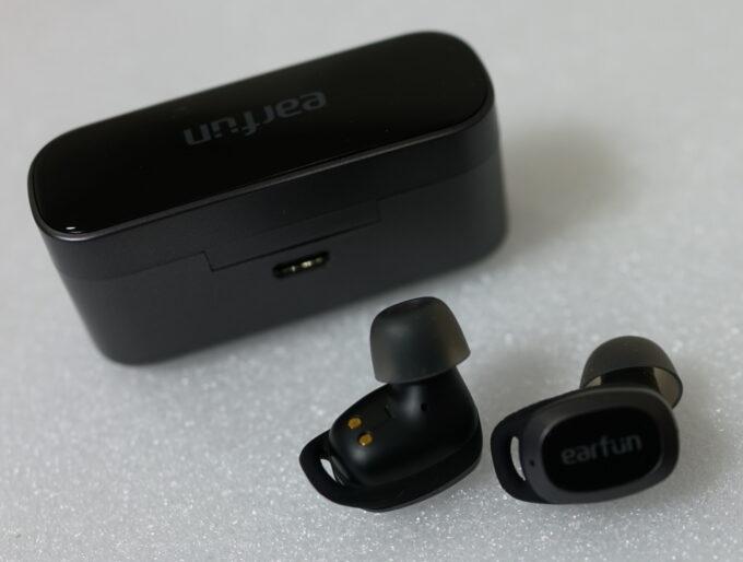EarFun Free Pro レビュー ANC対応で通話にも使える高音質高コスパなイヤホン!
