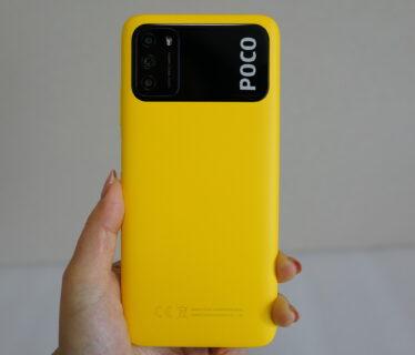 Xiaomi Poco M3 外観写真