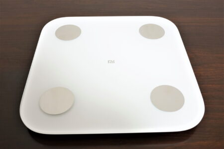 【クーポンで2,356円】体組成計搭載の体重計Xiaomi Mi Smart Scale 2 レビュー Gshopperで格安特価!