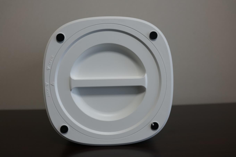 TaoTronics 空気清浄機 TT-AP005 レビュー フィルターのお掃除について