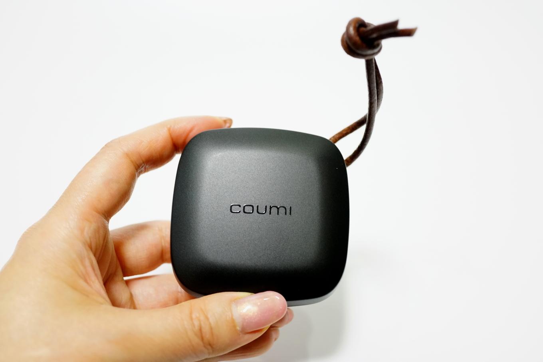 COUMI ワイヤレスイヤホン TWS-834A レビュー
