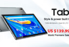 薄型・大容量バッテリー搭載10.1インチタブレット Blackview tab9 LTE版が15,794円でセール中