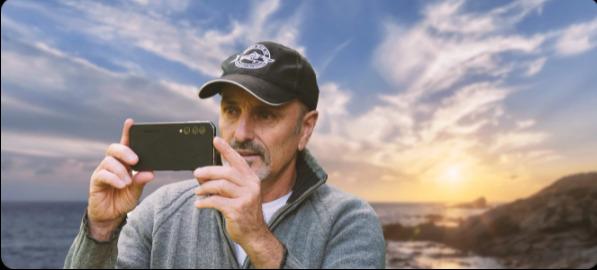 Blackview BL6000 Pro リアカメラ