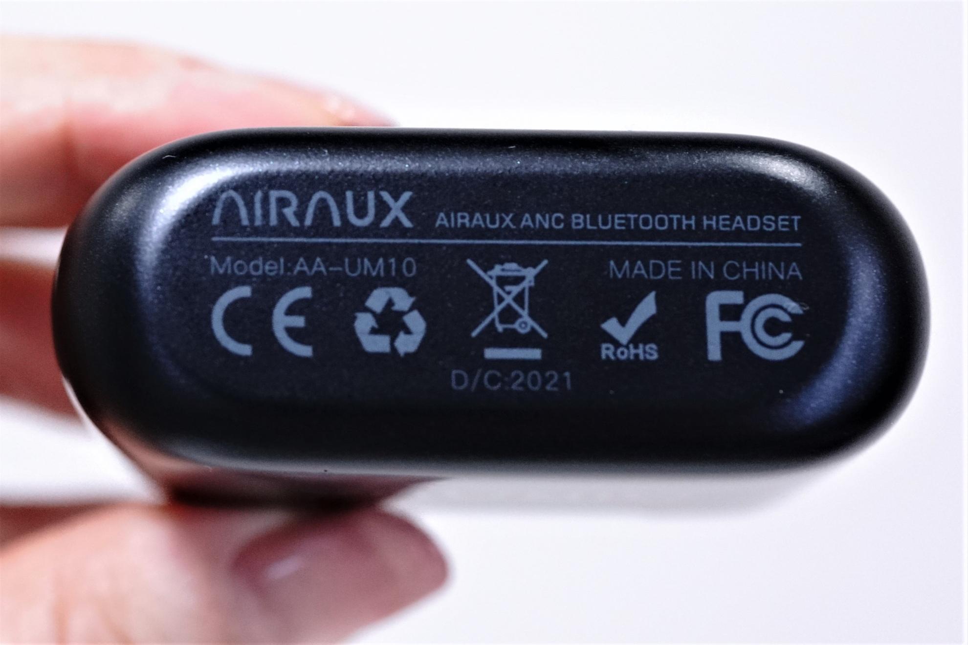 BlitzWolf® AIRAUX AA-UM10 TWS イヤホンレビュー