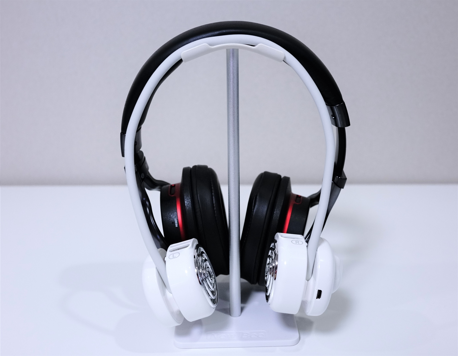 Dreamegg 首掛け扇風機 HD-E12 レビュー ヘッドフォンと比較してみた