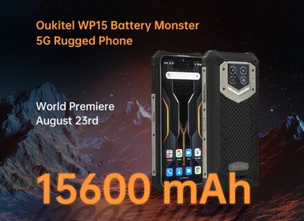 Oukitel WP15 セール