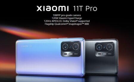 【セールで$599】Xiaomi 11T Pro のスペックレビュー 108MPカメラ+Harman Kardonサウンド+フルバンド対応