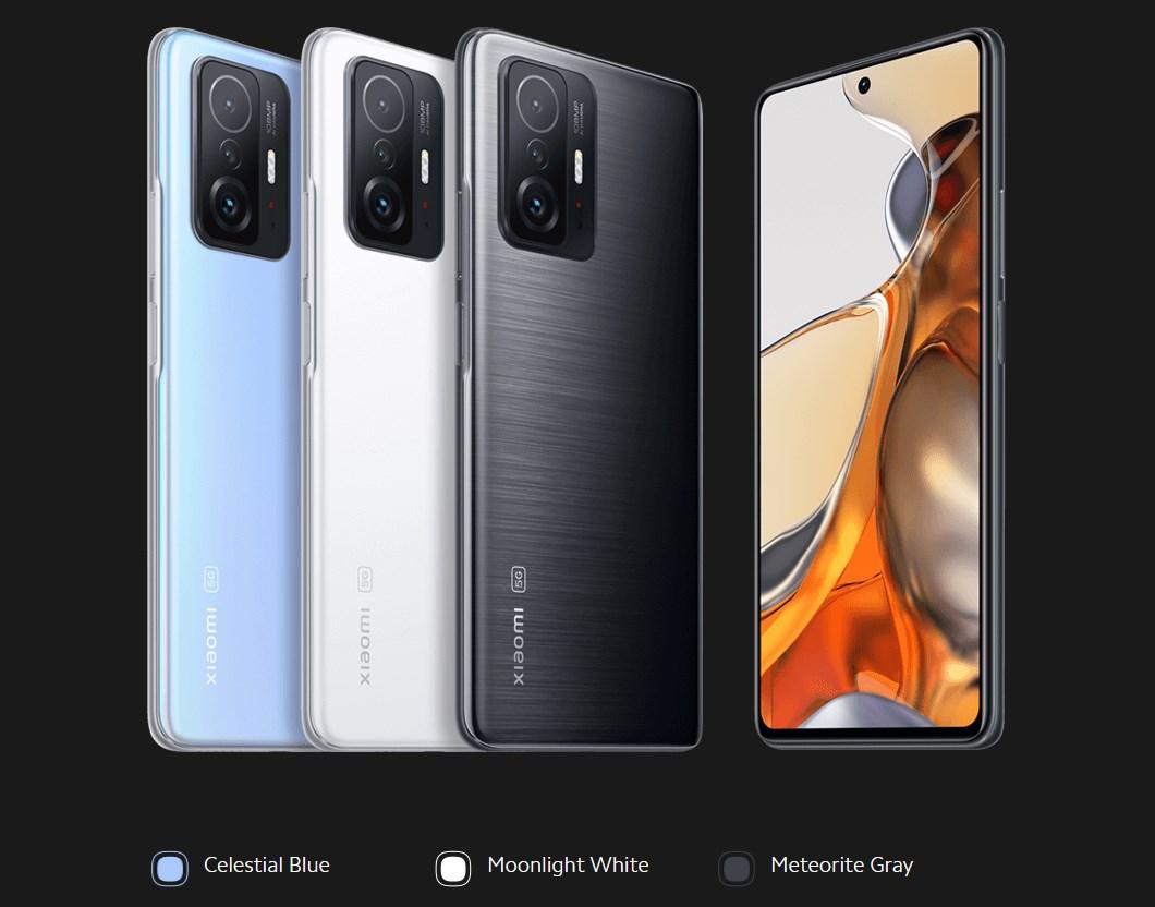 Xiaomi 11T Pro スペック詳細