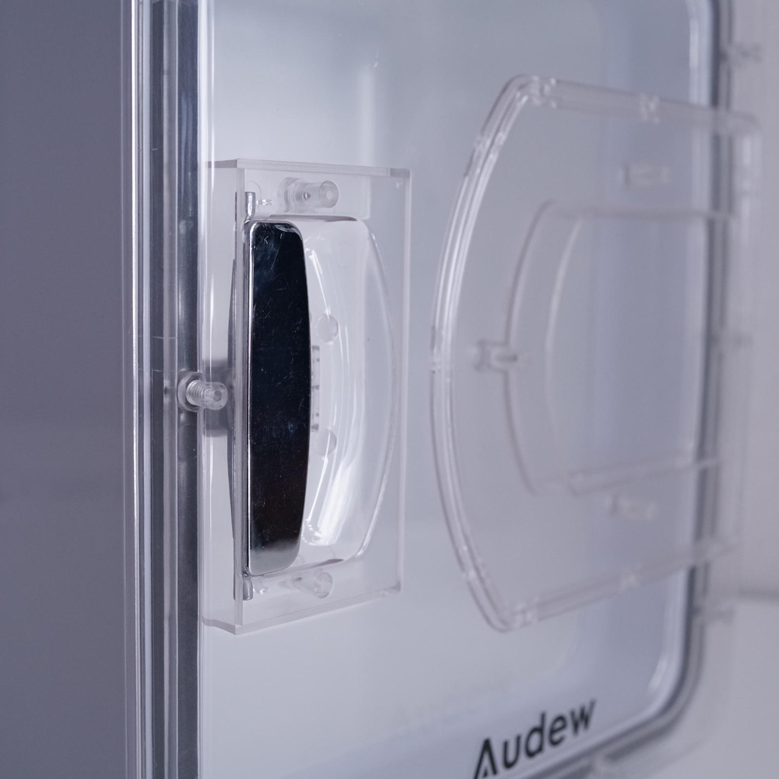 Audewのポータブル冷蔵庫CW1-8Lレビュー
