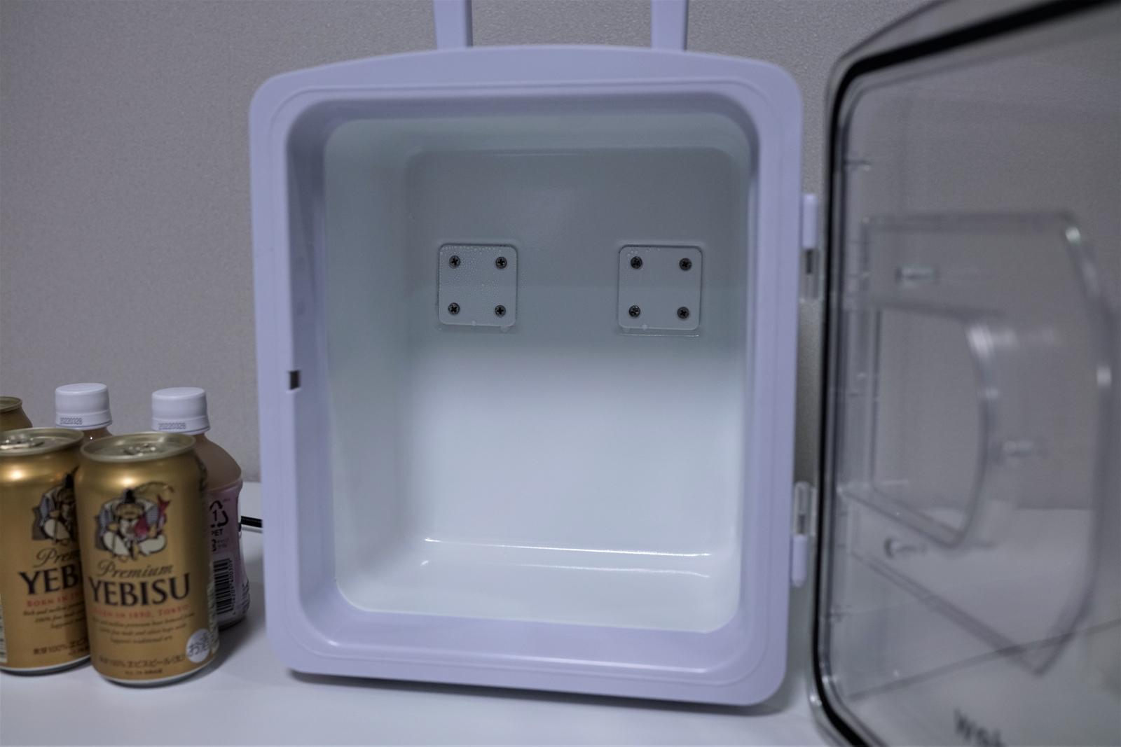 Audewポータブルコンパクトパーソナル冷蔵庫レビュー